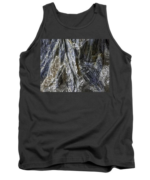 Earth Portrait Kyanite 001-089 Tank Top