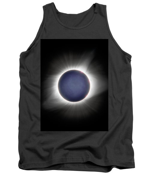 Earth-shine Tank Top