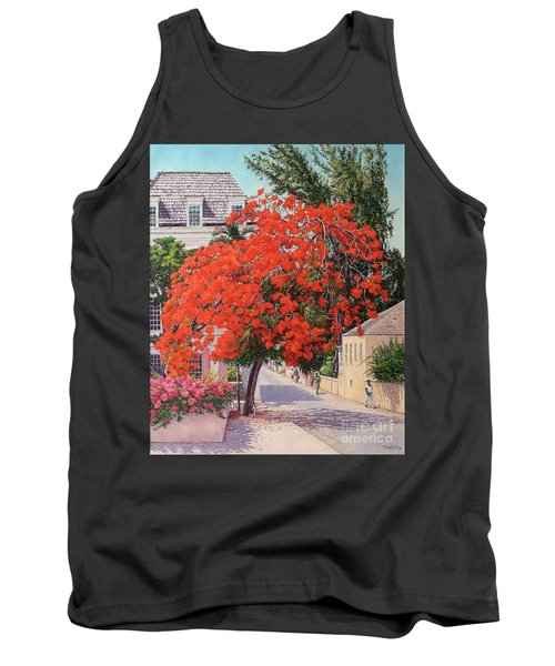 East And Shirley Street Tank Top