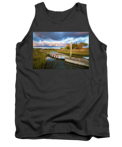 East Moriches Reflections Tank Top
