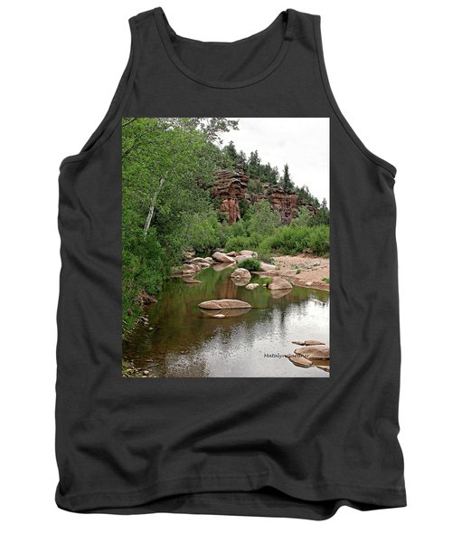 East Verde Spring Crossing Tank Top