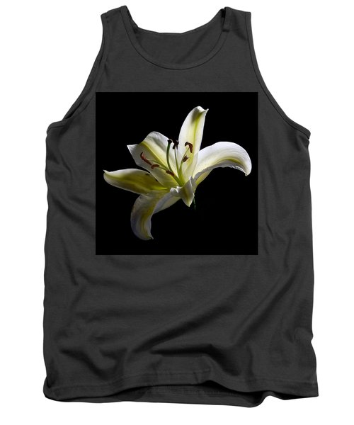 Easter Lily 2 Tank Top