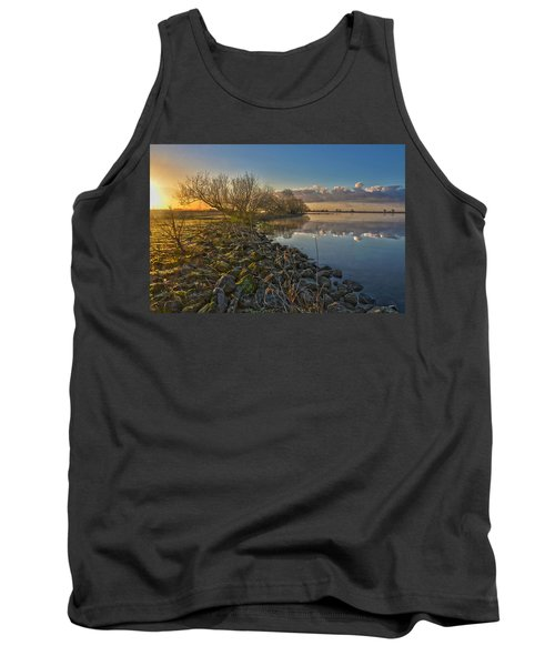Easter Sunrise Tank Top