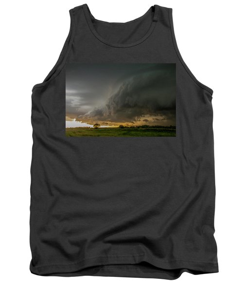 Eastern Nebraska Moderate Risk Chase Day Part 2 004 Tank Top