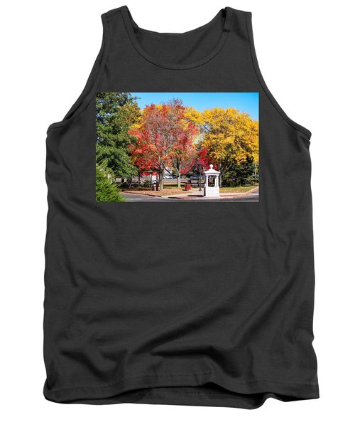 Easthampton Center In The Fall Tank Top