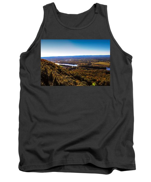 Easthampton View From Summit House Tank Top