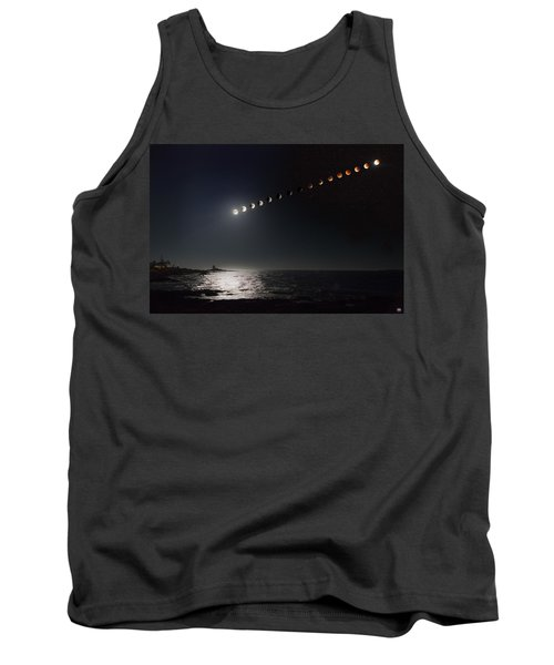 Eclipse Of The Moon Tank Top