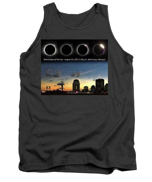 Eclipse - St Louis Tank Top