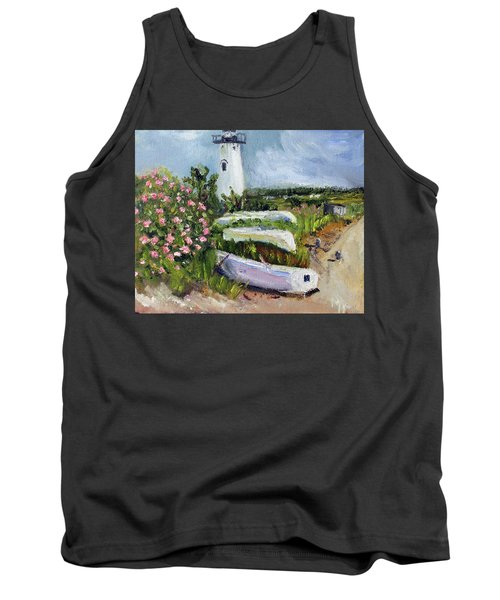 Edgartown Light And Her Entourage Tank Top