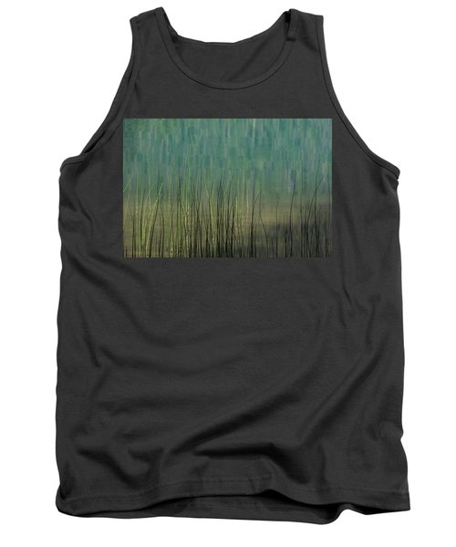 Edge Of The Lake - 365-262 Tank Top by Inge Riis McDonald