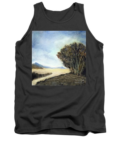 Edge Of The Mohave Tank Top