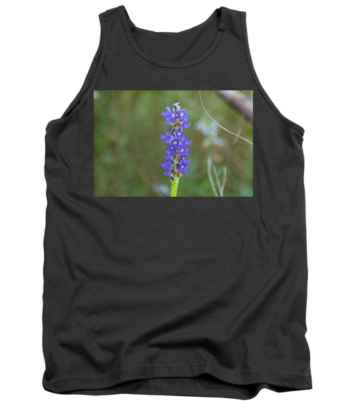 Edible Pickerel Weed Tank Top