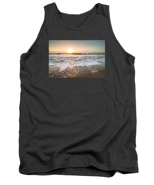 Tank Top featuring the photograph Edisto Island Sunrise by Serge Skiba