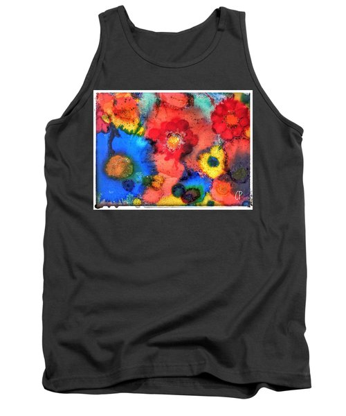 Efflorescence Tank Top