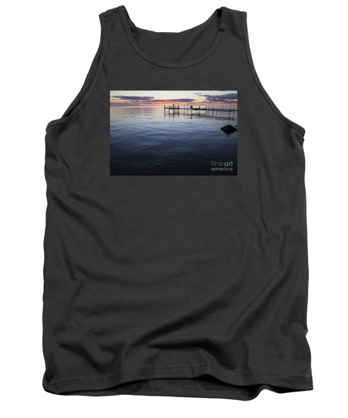 Egg Harbor Sunset Tank Top