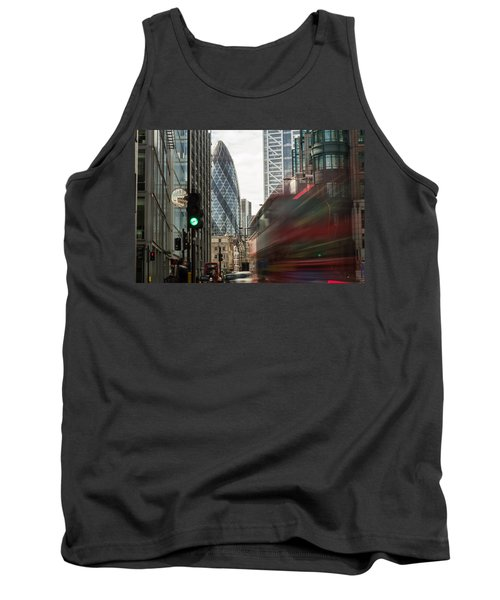 Egg Shaped Building A Tank Top