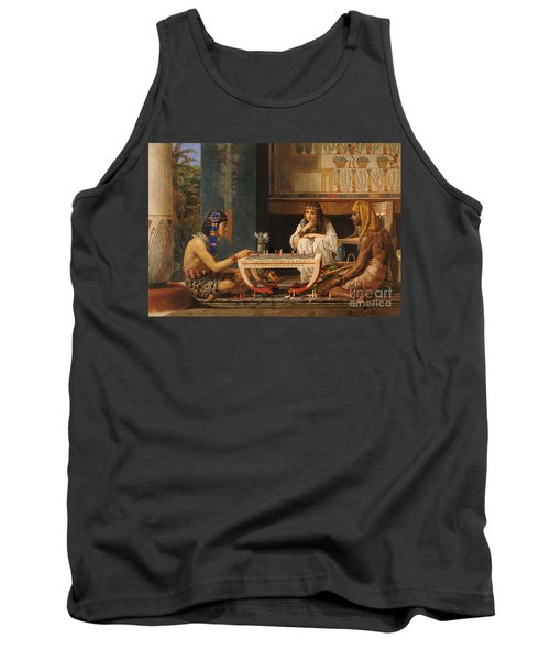 Egyptian Chess Players Tank Top