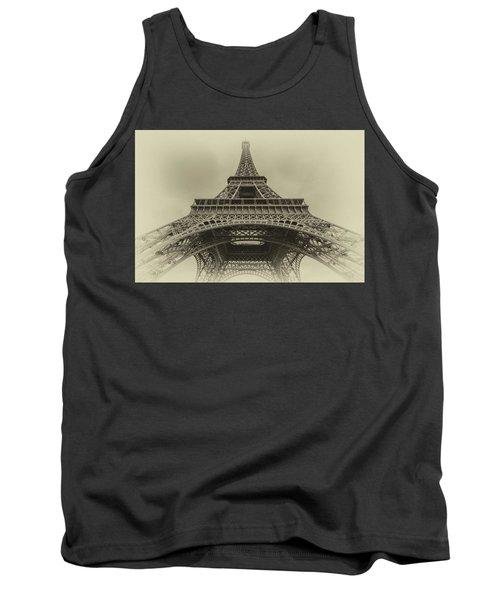 Eiffel Tower 2 Tank Top