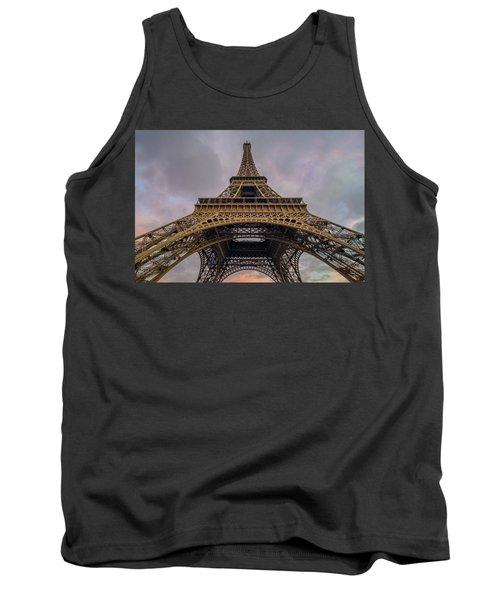 Eiffel Tower 5 Tank Top