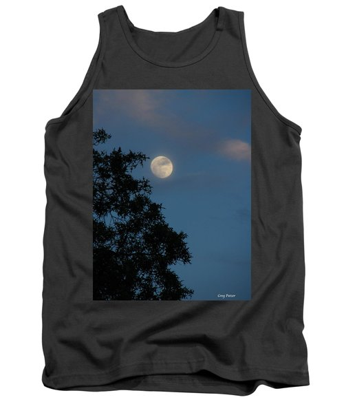 Tank Top featuring the photograph Eight Thirty Two Pm by Greg Patzer