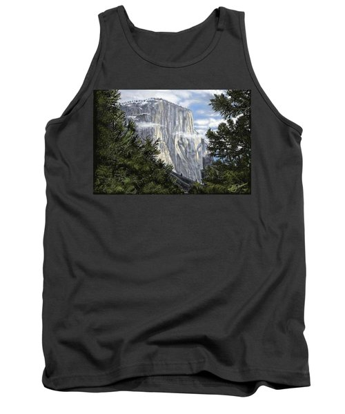 El Capitan Tank Top