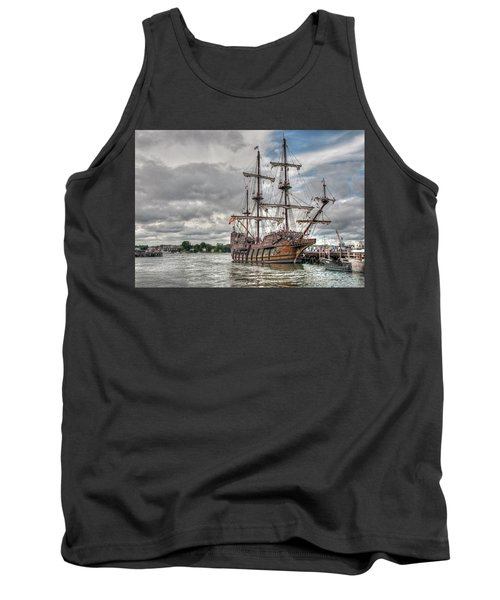 El Galeon Andalucia In Portsmouth Tank Top