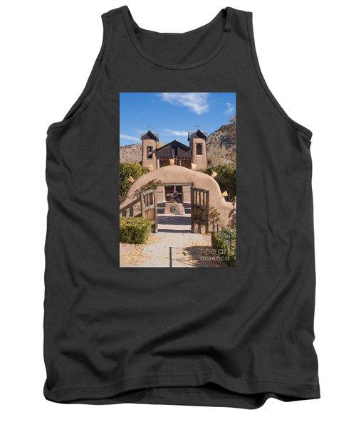 El Santuario De Chimayo Church Tank Top