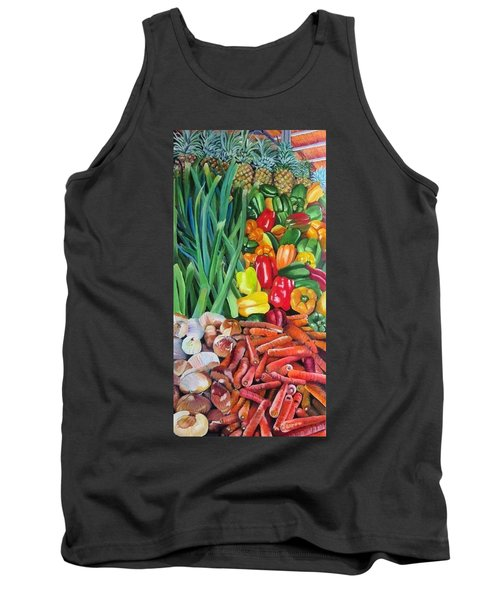 El Valle Market Tank Top
