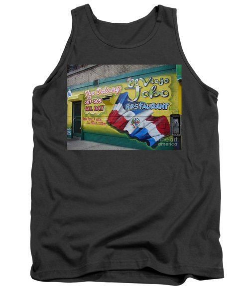 Tank Top featuring the photograph El Viejo Jobo  by Cole Thompson