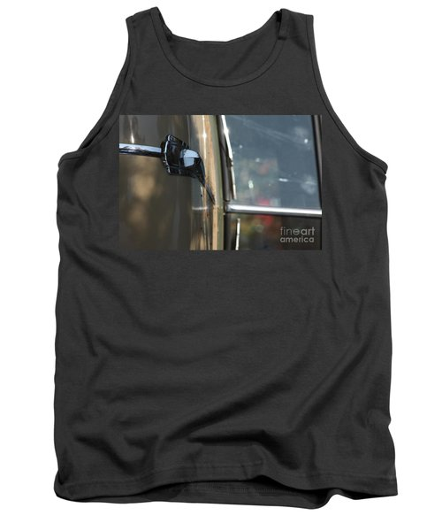 Tank Top featuring the photograph Elder Auto by Brian Boyle