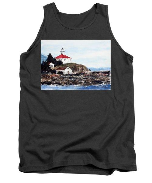 Eldred Rock Lighthouse Tank Top