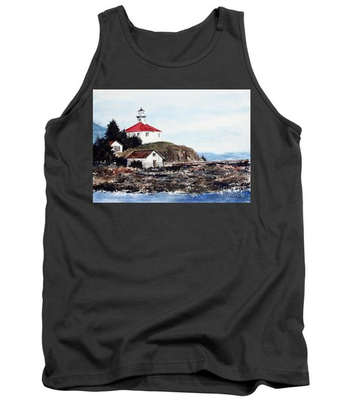 Eldred Rock Lighthouse Tank Top