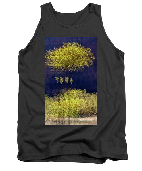 Elegance In The Park Horizontal Adventure Photography By Kaylyn Franks Tank Top