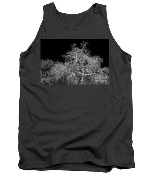 Tank Top featuring the photograph Element Of Purity by Vicki Pelham