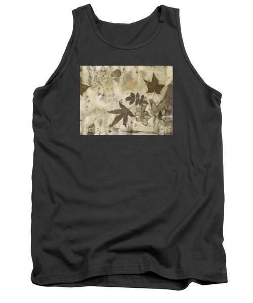 elements of autumn II Tank Top