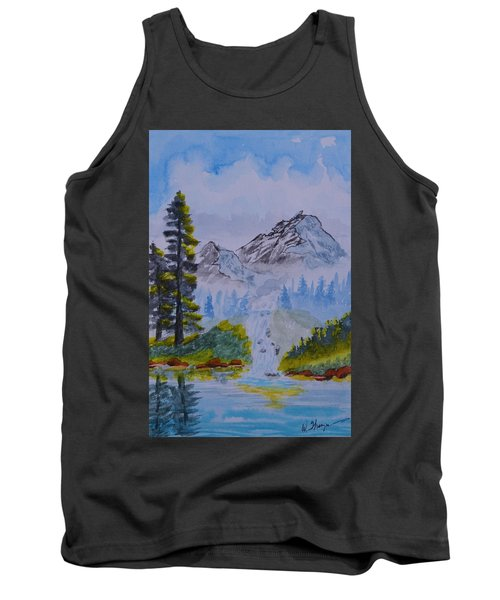 Elements Of Nature 2 Tank Top