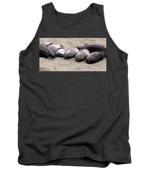 Elephant Seals Tank Top