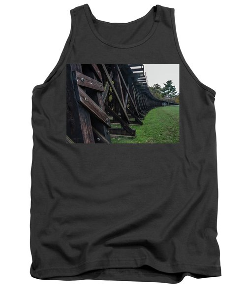 Harpers Ferry Elevated Railroad Tank Top