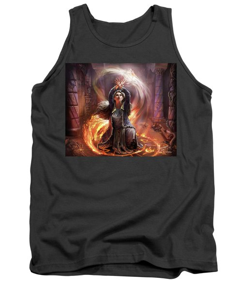 Elf Mage Tank Top