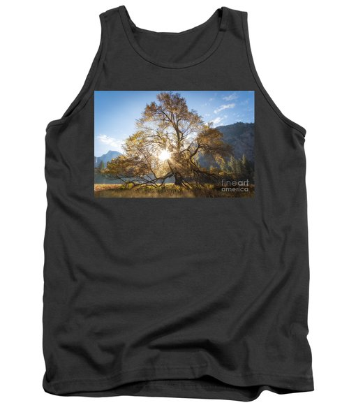 Elm Tree  Tank Top
