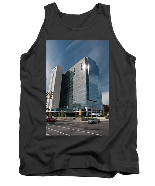 Tank Top featuring the photograph Embassy Suites 2916 by Guy Whiteley