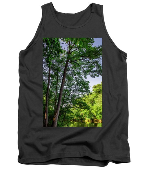 Emerald Afternoon Tank Top