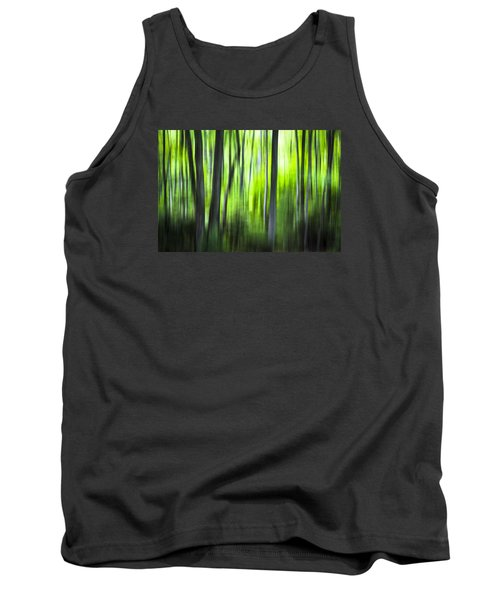 Green Forest - North Carolina Tank Top