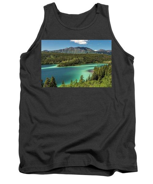 Emerald Lake Tank Top