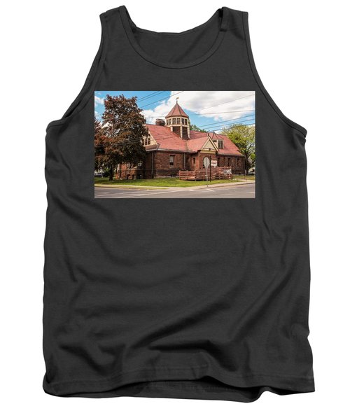 Emily Williston Memorial Library And Museum Tank Top