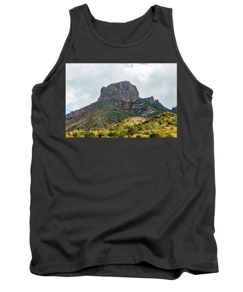 Emory Peak Chisos Mountains Tank Top