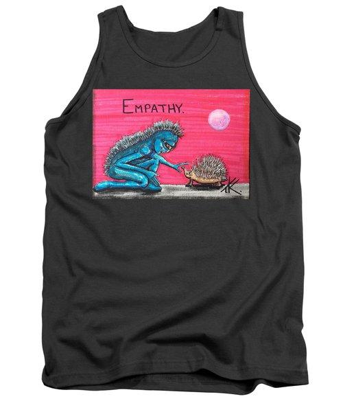 Empathetic Alien Tank Top