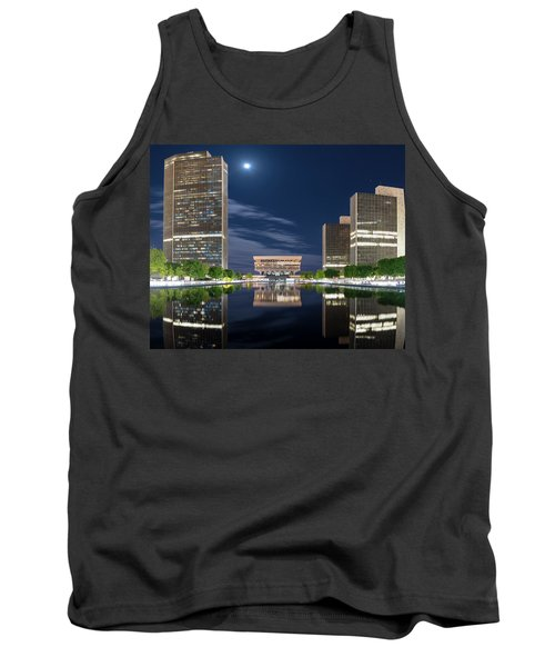 Empire State Plaza Tank Top