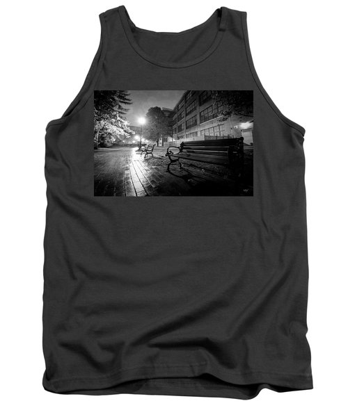 Tank Top featuring the photograph Emptiness by Everet Regal