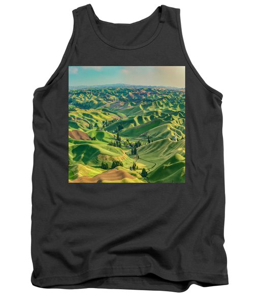 Enchanted Valley Award Winner Tank Top